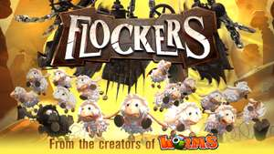 Google Play Store: Flockers (de los creadores de Worms)