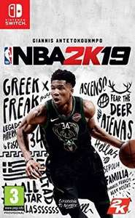 Amazon: NBA 2K19 Nintendo