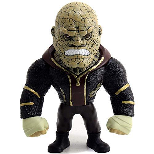 "Amazon - Jada Toys Metals Action Figure Suicide Squad Killer Croc, 4"""