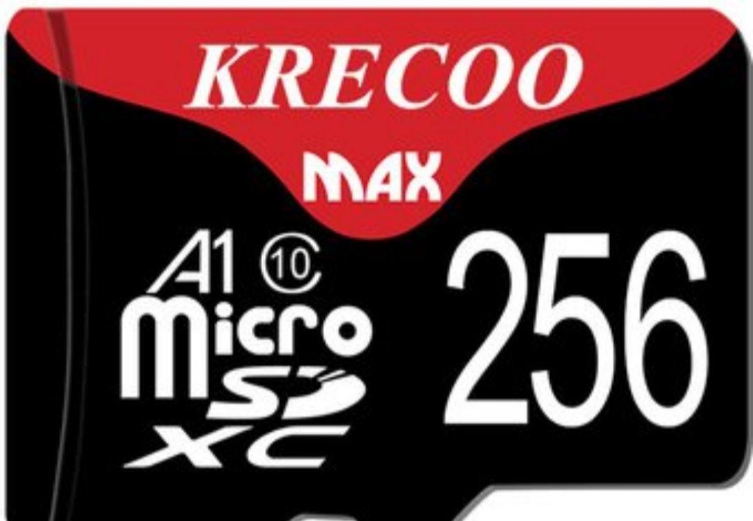 Linio: MicroSD KRECOO 256GB [-81%] Envió Gratis
