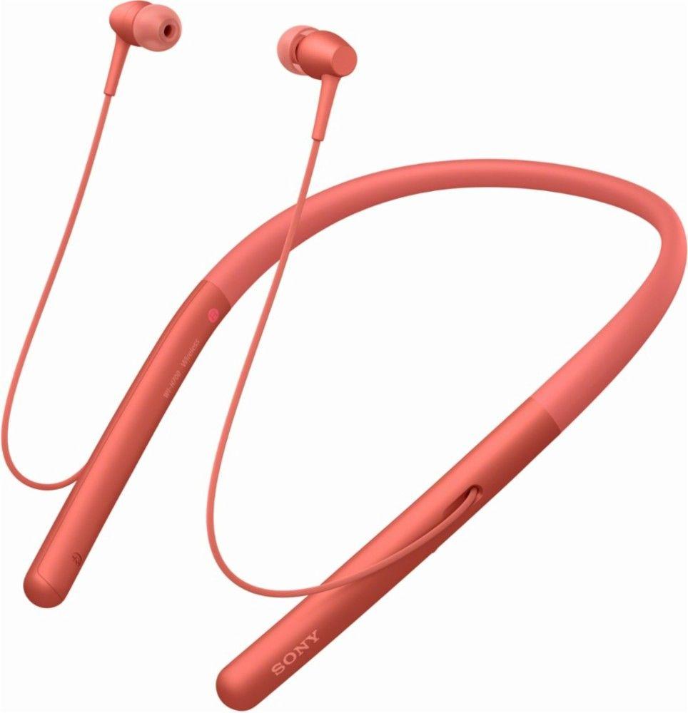 Best Buy Sony – Audífonos WI-H700 – Rojo