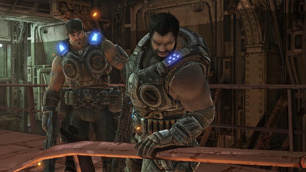 Microsoft Store: Gears Of War 3