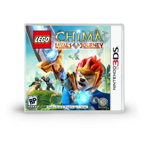 Amazon MX: Lego Legends of Chima: Laval's Journey para Nintendo 3DS