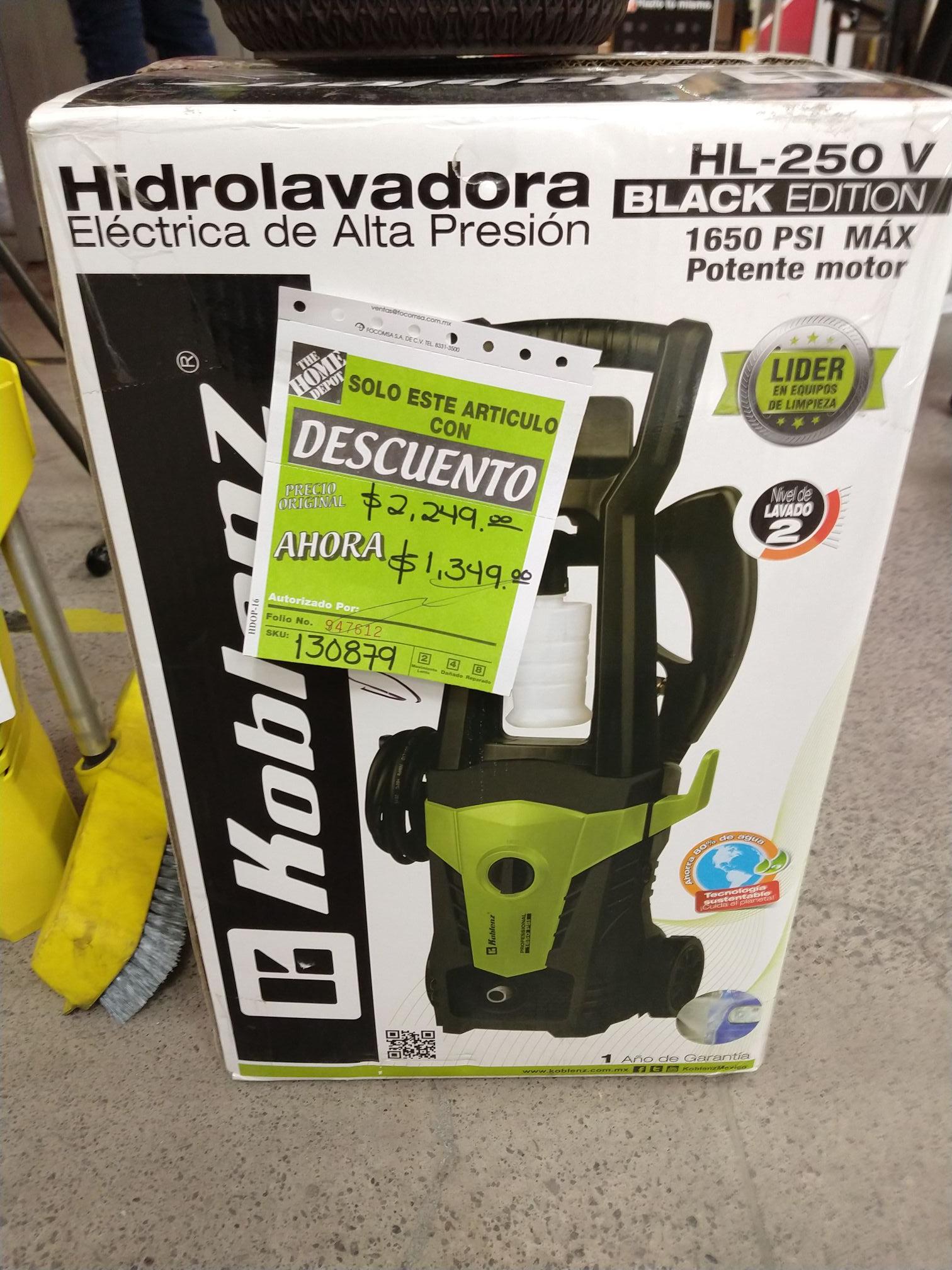 Home Depot Miramontes: Remate de  varios artículos