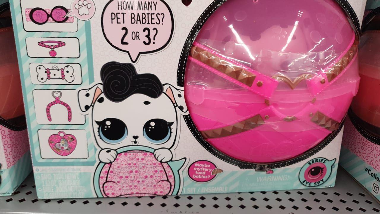 Walmart: L.O.L Biggie Pets