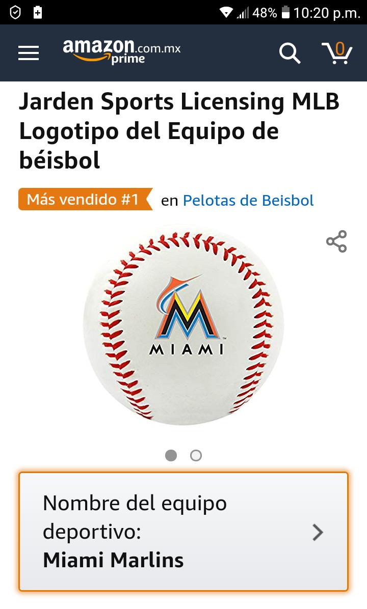 Amazon: Jarden Sports Licensing MLB Logotipo del Equipo de béisbol
