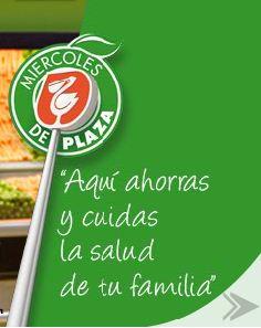 Miércoles de Plaza en La Comer junio 26: tomate verde $6.90 y más