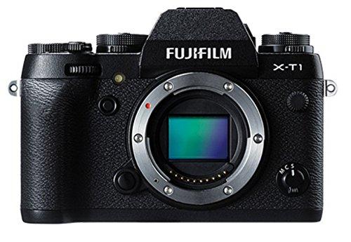 Amazon: Fujifilm X-T1 solo cuerpo