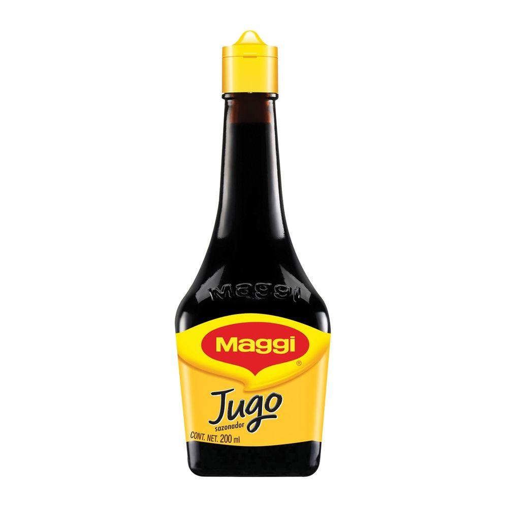 Walmart Súper: 2 jugos maggi de 200 ml por 48 pesos