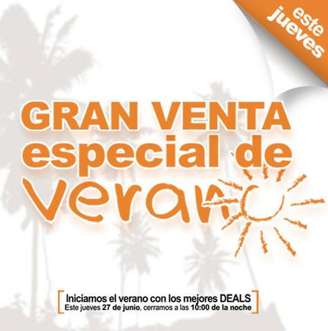 Venta Especial de Verano Office Depot: tablet gratis en compras de $6,000