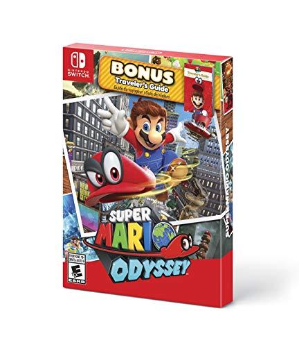 Amazon: Mario Odyssey