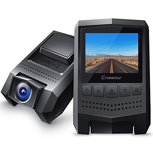 Amazon USA: Dash Cam Mini Crosstour CR250 1080P FHD (con detección de movimiento).