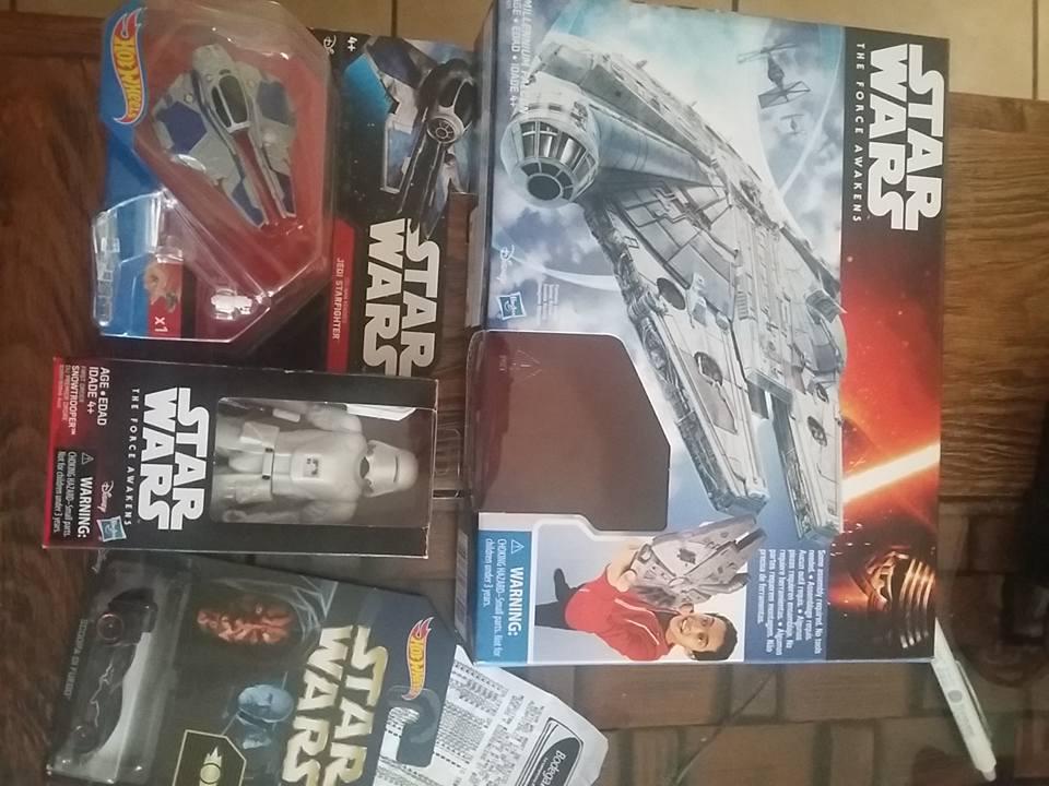 Star Wars Bodega Aurrerá: Halcón milenario 95 pesos y más