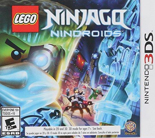 Amazon MX: Lego Ninjago Nindroids para Nintendo 3DS