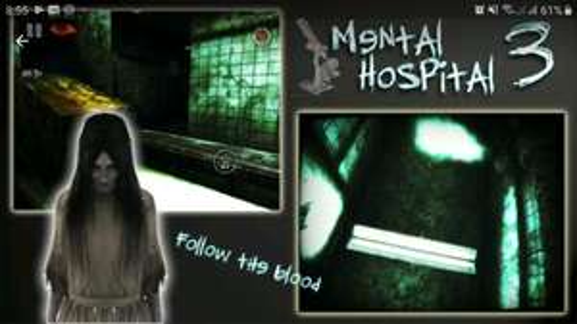 Google Play: Mental Hospital III gratis
