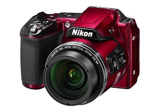 Amazon mx : Nikon Coolpix Roja L840
