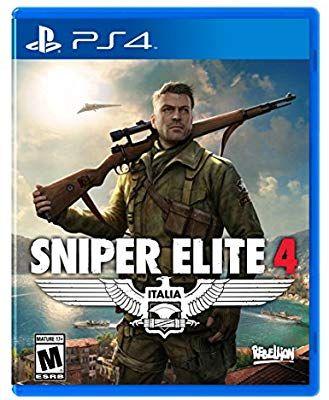 Amazon: Sniper Elite 4 PS4 con Prime