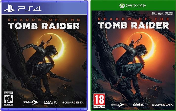 Amazon: Shadow of the Tomb Raider para PS4 / Xbox One