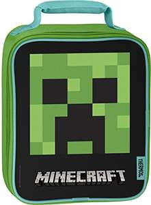 Amazon - Thermos con licencia Soft Lunch Kit, Minecraft