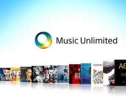 50% de descuento en suscripción anual Sony Music Unlimited Premiun