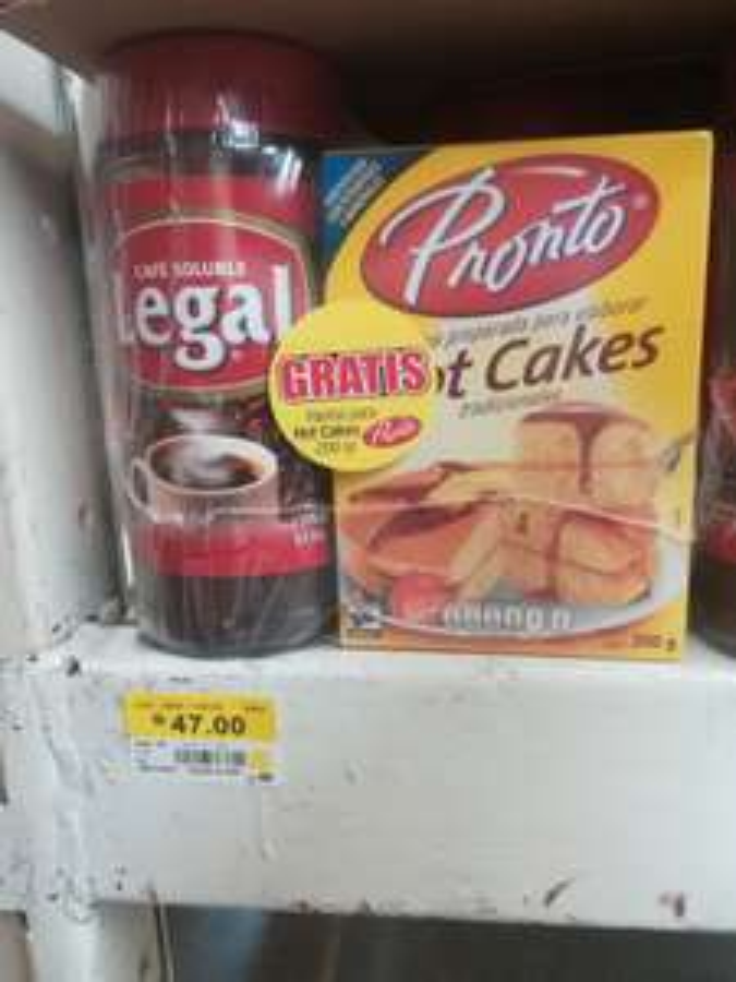Bodega Aurrerá: gratis harina para hotcakes en la compra de café legal