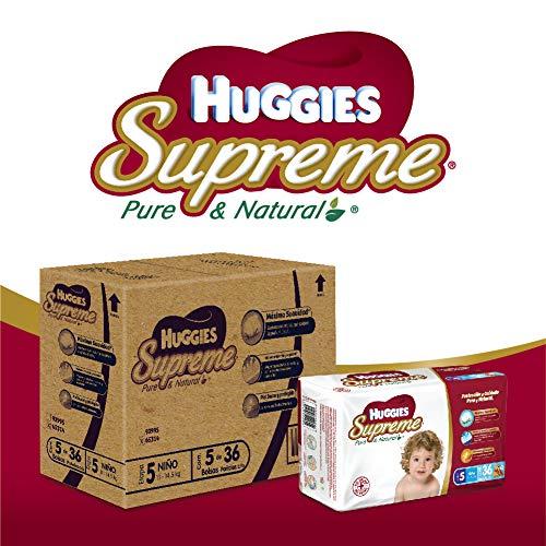 Amazon: Huggies Supreme, Niño, Etapa 5, 180 Pañales
