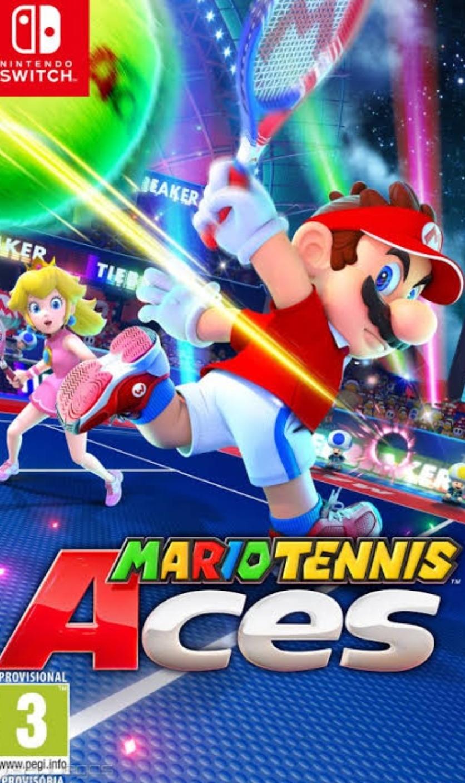 Nintendo Mario Tenis Aces Nintendo Switch gratis 7-13 agosto