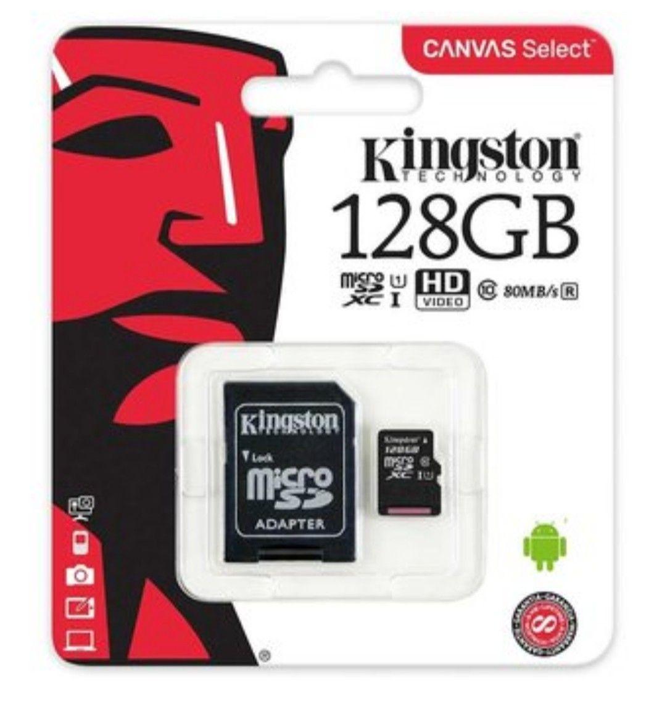 Linio: Micro SD 128GB (Nuevos usuarios)