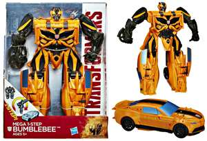 Sears: Transformers BumbleBee One Step Hasbro
