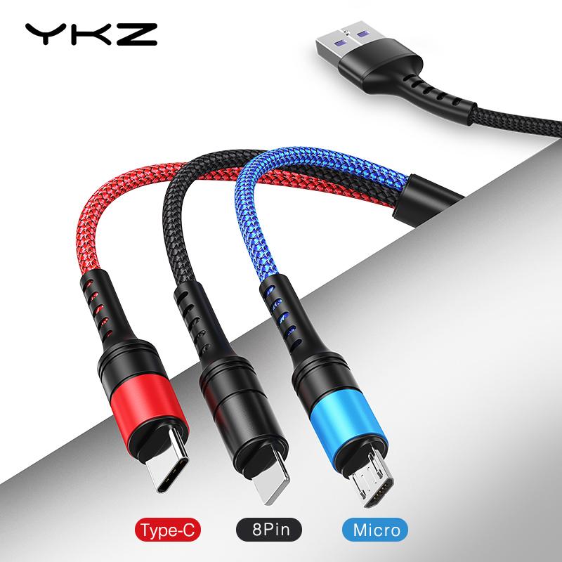 AliExpress: Cable USB triple para varios dispositivos, $35 con cupón