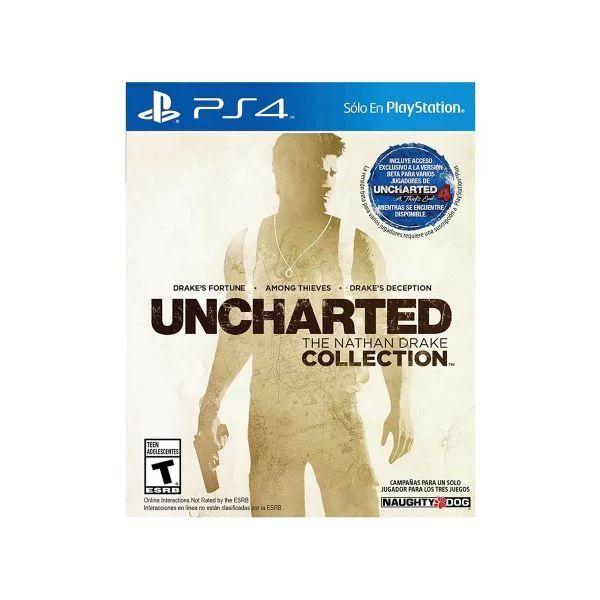 Doto: Uncharted Nathan Drake Collection