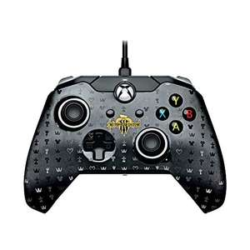 Amazon: Control para Xbox One / Windows, EDICION ESPECIAL Kingdom Hearts