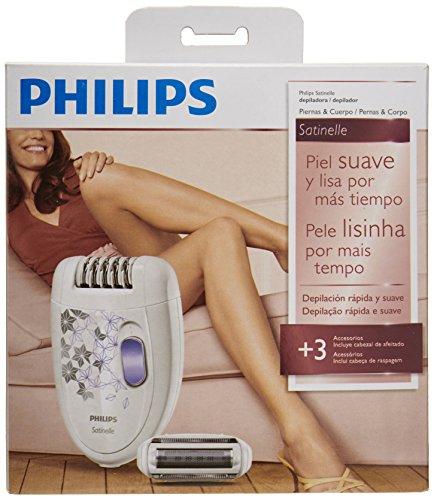 Amazon: Depiladora compacta Philips