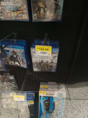 Bodega Aurrera: Assassin's Creed Unity para PS4 199