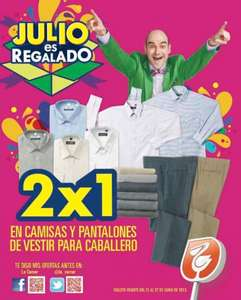 Folleto Julio Regalado del 21 al 27 de junio