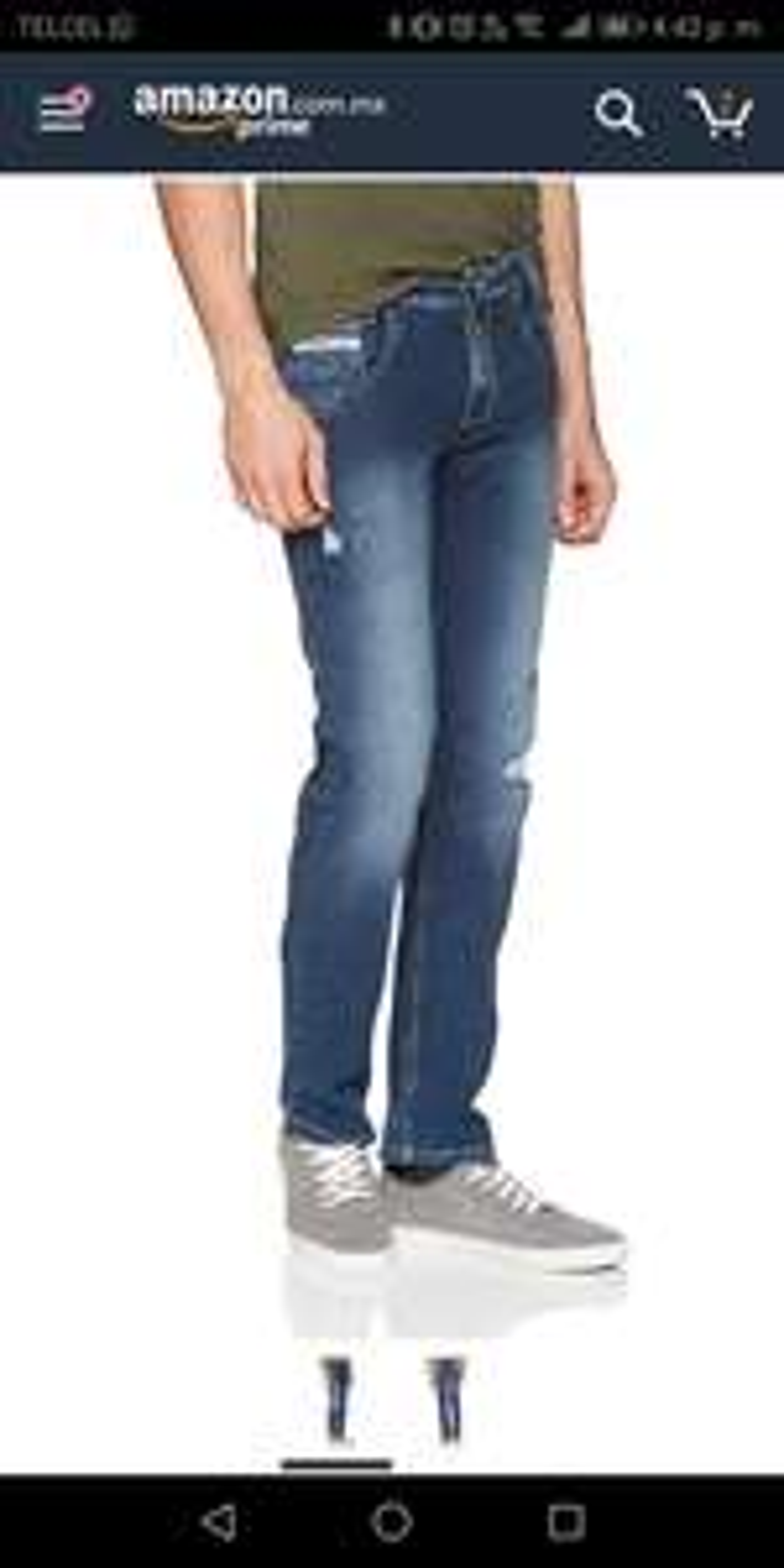 Amazon: Oggi X1751113 Jeans para Hombre, Antique, talla 29