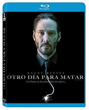 Amazon: Otro Día para Matar (John Wick 1) [Blu-Ray]