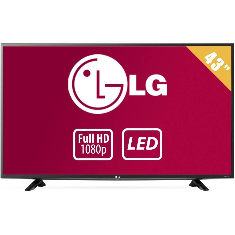 Walmart.com.mx: TV LG 43 Pulgadas 1080p Full HD LED