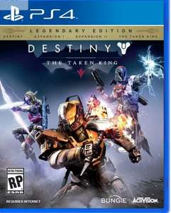 Palacio de Hierro: Destiny The Taken King, Legendary Edition para PS4 y Xbox One a $499