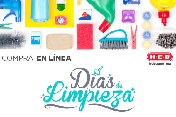 HEB: Variedad de articulos de limpieza: Detergentes 2x $190