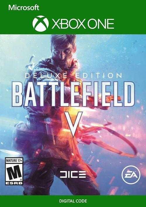 cdkeys Battlefield V 5 Deluxe Edition Xbox One