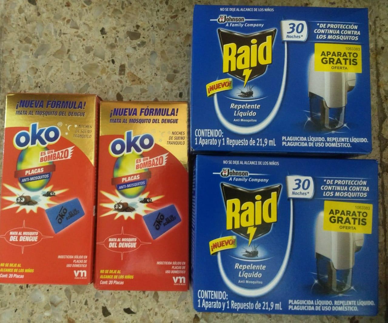 Walmart: Rait y Oko en liquidacion!!!