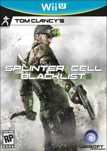 B STORE:Splinter Cell Blacklist Wii U