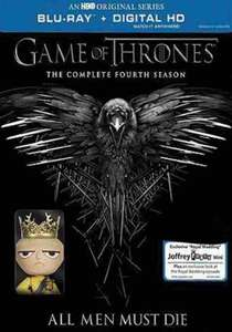 B Store: Game Of Thrones Blu-ray 4ta. Temporada + Funko
