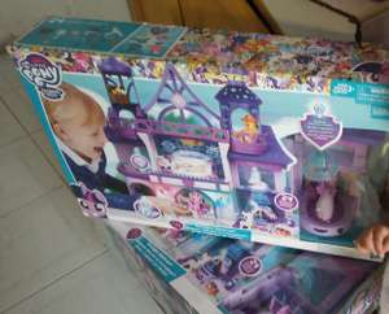 Walmart: Castillo  My Little Pony promonovela