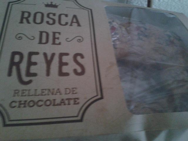Soriana: Rosca reyes rellena
