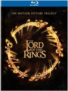 B Store (Sucursales): The Lord Of The Rings Trilogy Blu-ray (6 Discos) $161 y The Hobbit Trilogy (6 Discos) $290