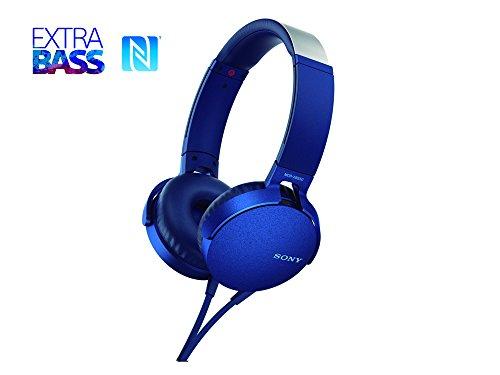 Amazon: Sony Audífonos EXTRA BASS - XB550APL