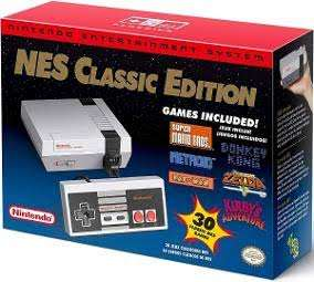 Walmart: Mini Nes Classic Edition