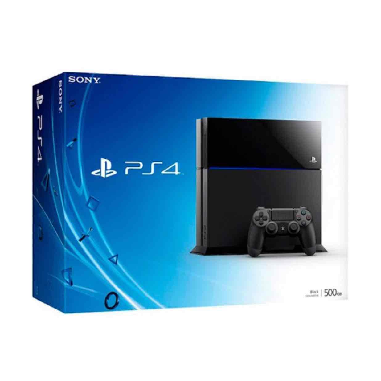 Palacio de Hierro: Consola PS4 de 500GB a $5,999